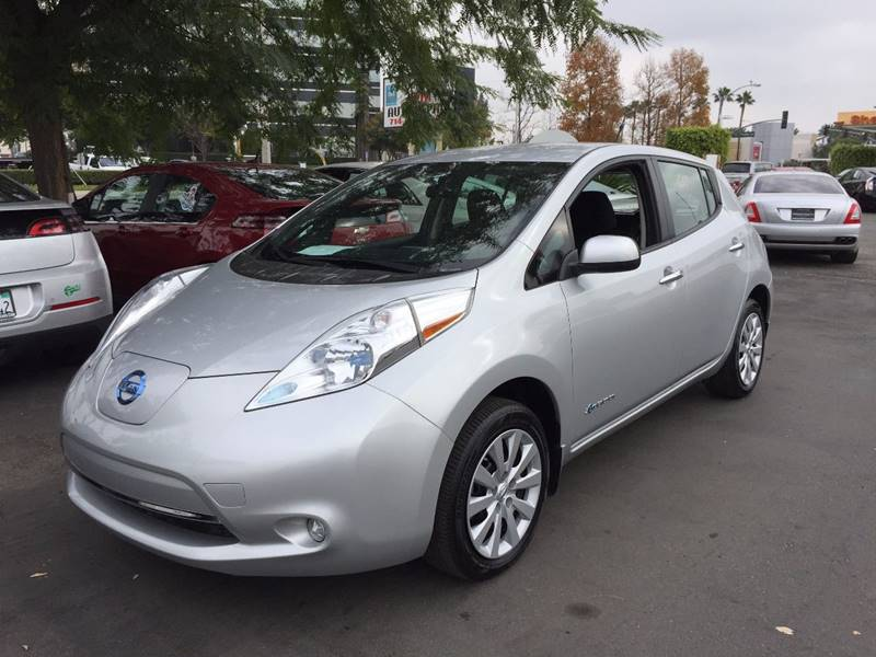 2013 Nissan Leaf S 4dr Hatchback In Pomona Ca Anaheim Pre Owned Cars