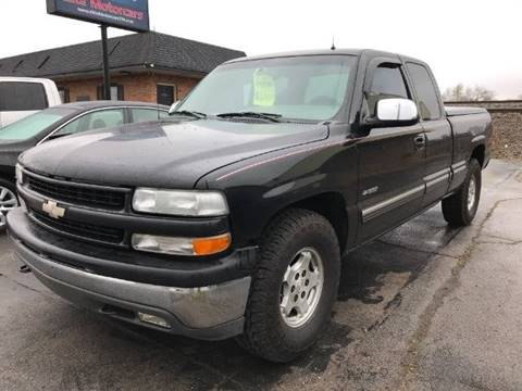 2001 Chevrolet Silverado 1500 for sale at Elite Motorcars in Smyrna TN