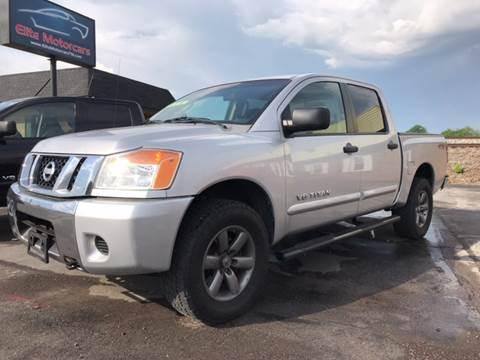 2008 Nissan Titan for sale at Elite Motorcars in Smyrna TN