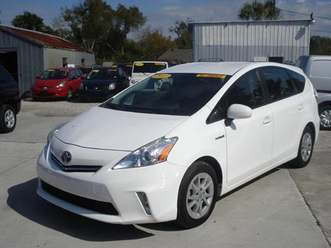 2013 Toyota Prius v for sale in Orlando, FL