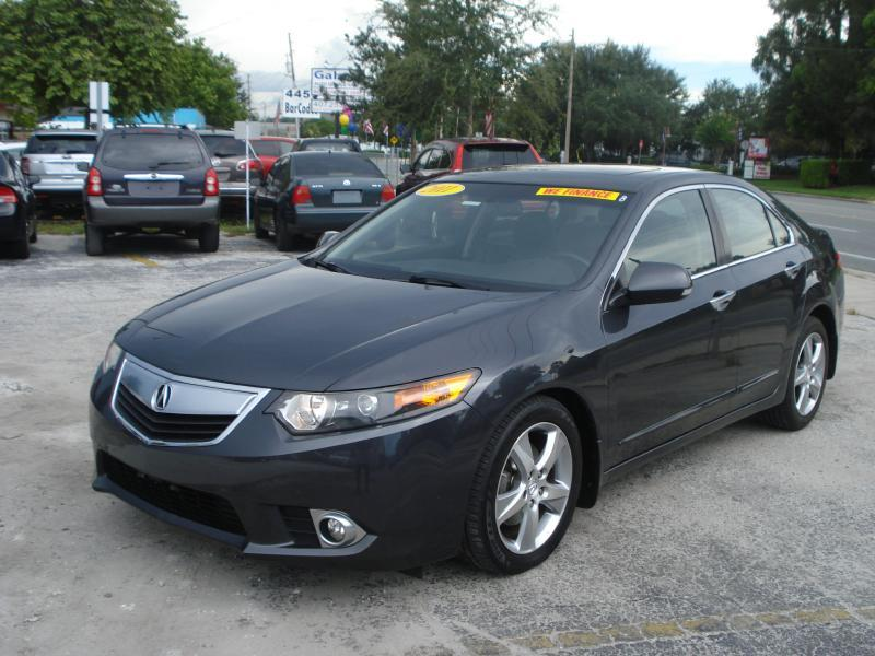 Acura TSX In Orlando FL Galaxy Auto Service Inc - Acura dealer in orlando