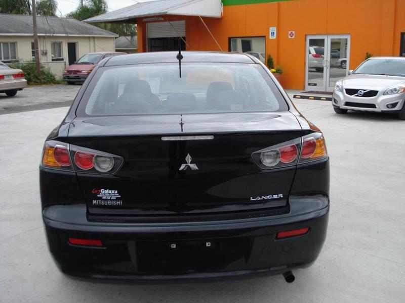 Mitsubishi Lancer ES In Orlando FL Galaxy Auto Service Inc - Mitsubishi auto service