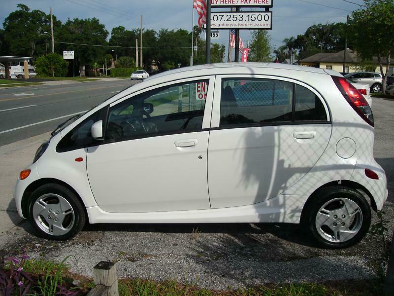 Mitsubishi IMiEV ES In Orlando FL Galaxy Auto Service Inc - Mitsubishi auto service