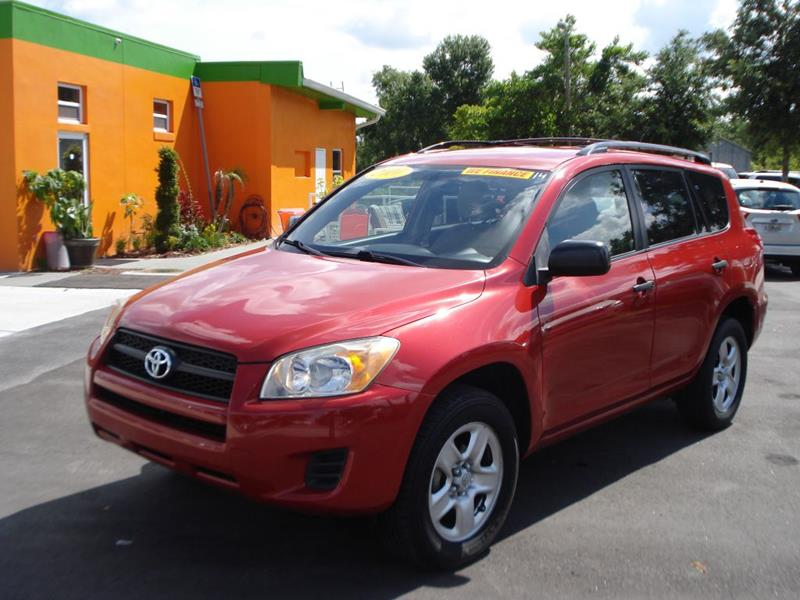 2010 Toyota RAV4 For Sale At Galaxy Auto Service, Inc. In Orlando FL