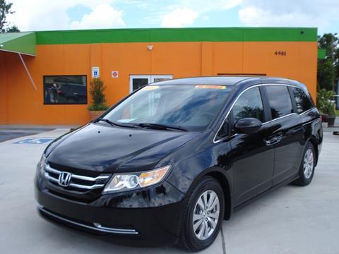 2014 Honda Odyssey for sale in Orlando, FL