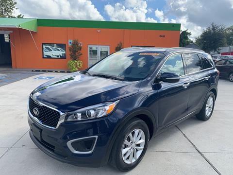 2017 Kia Sorento for sale at Galaxy Auto Service, Inc. in Orlando FL