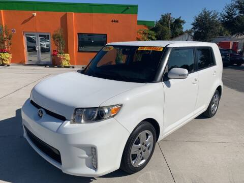 2014 Scion xB for sale at Galaxy Auto Service, Inc. in Orlando FL