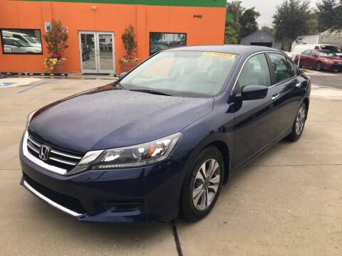2015 Honda Accord for sale at Galaxy Auto Service, Inc. in Orlando FL