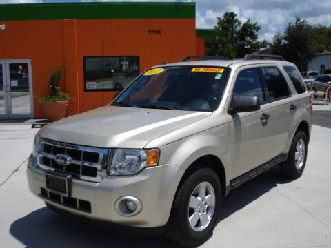 2012 Ford Escape for sale at Galaxy Auto Service, Inc. in Orlando FL