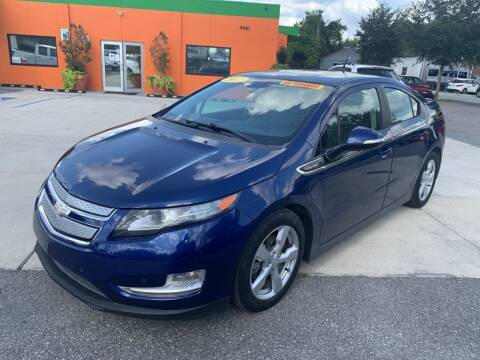 2012 Chevrolet Volt for sale at Galaxy Auto Service, Inc. in Orlando FL