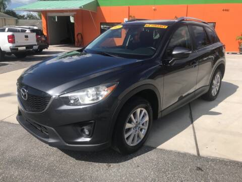 2015 Mazda CX-5 for sale at Galaxy Auto Service, Inc. in Orlando FL