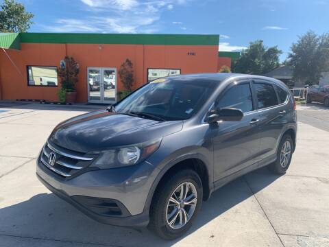 2013 Honda CR-V for sale at Galaxy Auto Service, Inc. in Orlando FL