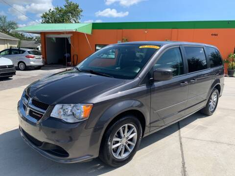 2016 Dodge Grand Caravan for sale at Galaxy Auto Service, Inc. in Orlando FL