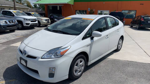 2010 Toyota Prius for sale at Galaxy Auto Service, Inc. in Orlando FL