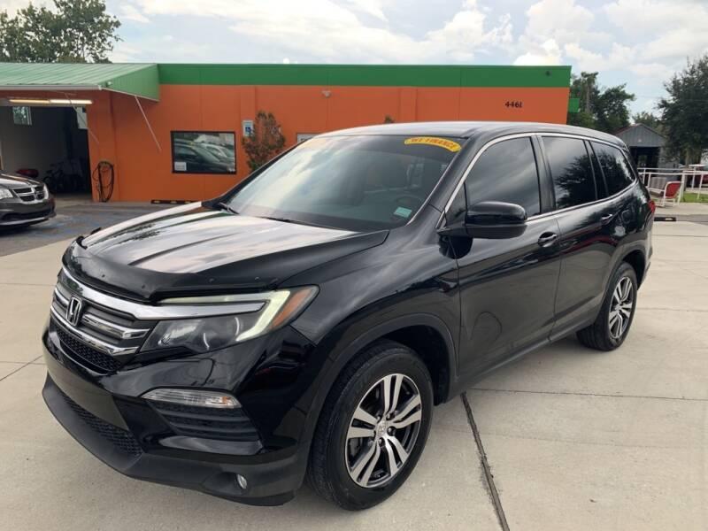 2016 Honda Pilot for sale at Galaxy Auto Service, Inc. in Orlando FL