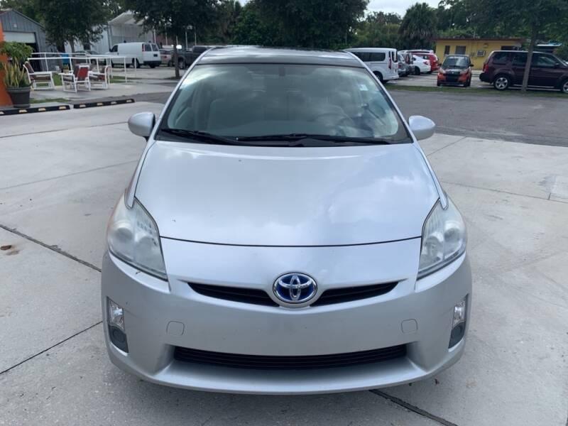 2011 Toyota Prius for sale at Galaxy Auto Service, Inc. in Orlando FL