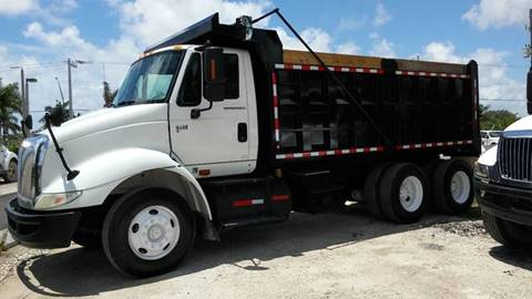 2007 International 8600 for sale in Fort Lauderdale, FL