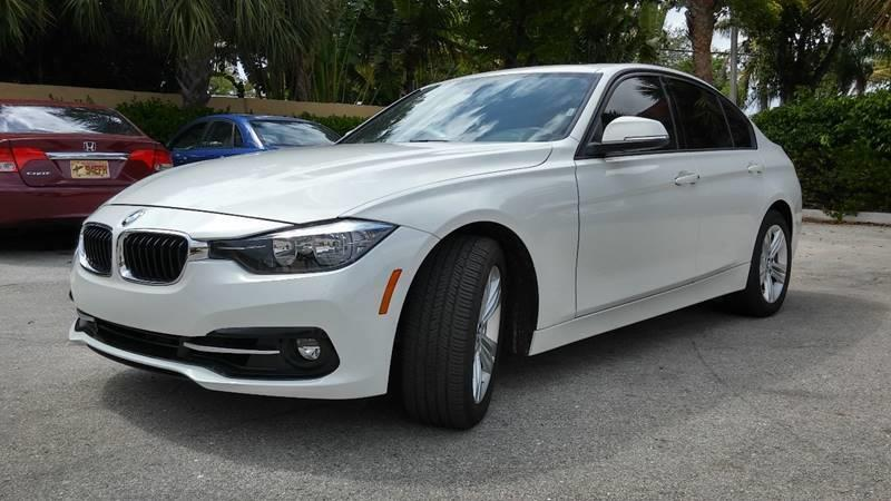 2016 BMW 3 Series for sale at AUTO BENZ USA in Fort Lauderdale FL