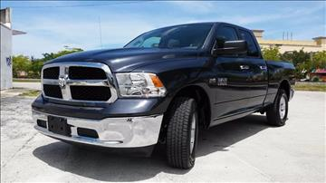 2017 RAM Ram Pickup 1500 for sale at AUTO BENZ USA in Fort Lauderdale FL