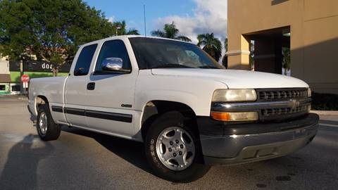 2002 Chevrolet Silverado 1500 for sale in Fort Lauderdale, FL