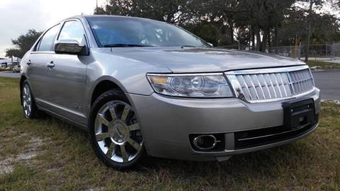 2008 Lincoln MKZ for sale at AUTO BENZ USA in Fort Lauderdale FL