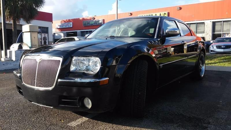 2006 Chrysler 300 for sale at AUTO BENZ USA in Fort Lauderdale FL