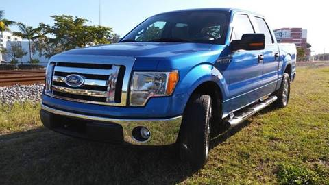 2009 Ford F-150 for sale at AUTO BENZ USA in Fort Lauderdale FL