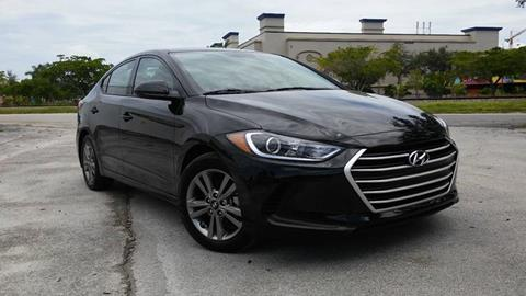 2018 Hyundai Elantra for sale at AUTO BENZ USA in Fort Lauderdale FL