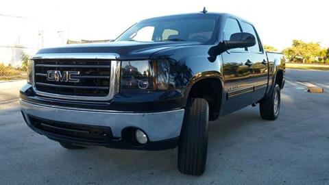 2007 GMC Sierra 1500 for sale at AUTO BENZ USA in Fort Lauderdale FL