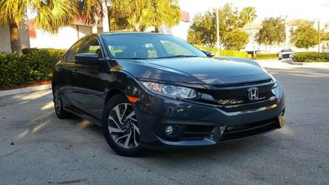 2017 Honda Civic for sale in Fort Lauderdale, FL