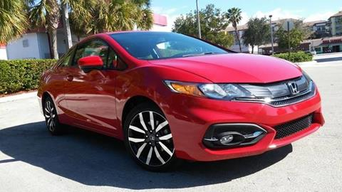 2015 Honda Civic for sale in Fort Lauderdale, FL