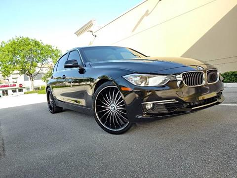 2012 BMW 3 Series for sale at AUTO BENZ USA in Fort Lauderdale FL