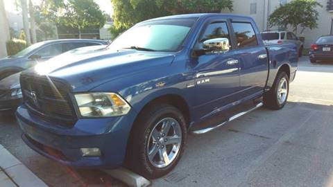 2010 Dodge Ram Pickup 1500 for sale at AUTO BENZ USA in Fort Lauderdale FL