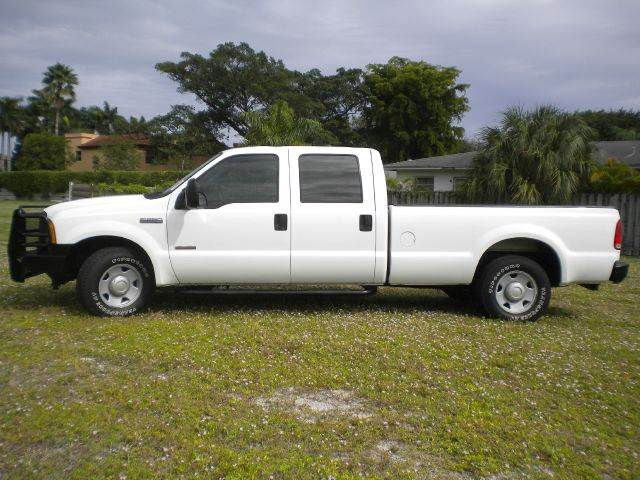 Ford F  Xl Crew Cab Long Bedsel Fort Lauderdale Fl