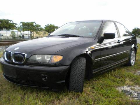 2004 BMW 3 Series for sale at AUTO BENZ USA in Fort Lauderdale FL