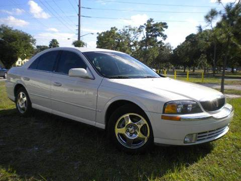2001 Lincoln LS for sale at AUTO BENZ USA in Fort Lauderdale FL