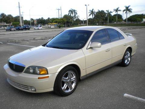 2002 Lincoln LS for sale at AUTO BENZ USA in Fort Lauderdale FL