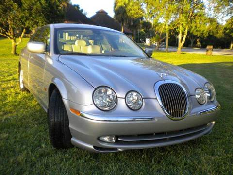 2001 Jaguar S-Type for sale at AUTO BENZ USA in Fort Lauderdale FL