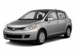 2012 Nissan Versa for sale at AUTO BENZ USA in Fort Lauderdale FL