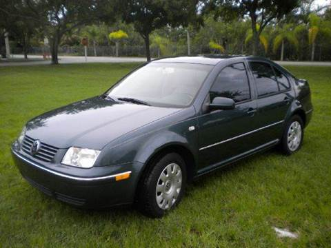 2004 Volkswagen Jetta for sale at AUTO BENZ USA in Fort Lauderdale FL
