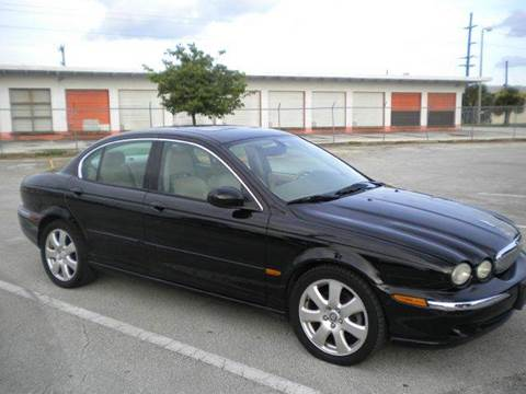 2004 Jaguar X-Type for sale at AUTO BENZ USA in Fort Lauderdale FL