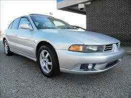 2002 Mitsubishi Galant for sale at AUTO BENZ USA in Fort Lauderdale FL