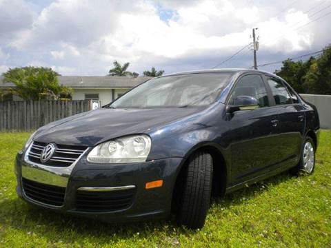 2006 Volkswagen Jetta for sale at AUTO BENZ USA in Fort Lauderdale FL