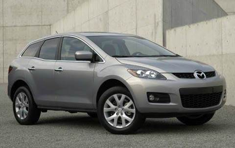 2007 Mazda CX-7 for sale at AUTO BENZ USA in Fort Lauderdale FL