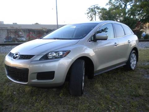 2009 Mazda CX-7 for sale at AUTO BENZ USA in Fort Lauderdale FL