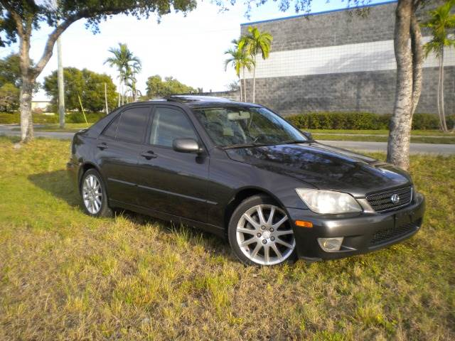 2005 Lexus IS 300 for sale at AUTO BENZ USA in Fort Lauderdale FL
