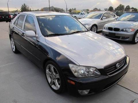 2004 Lexus IS 300 for sale at AUTO BENZ USA in Fort Lauderdale FL