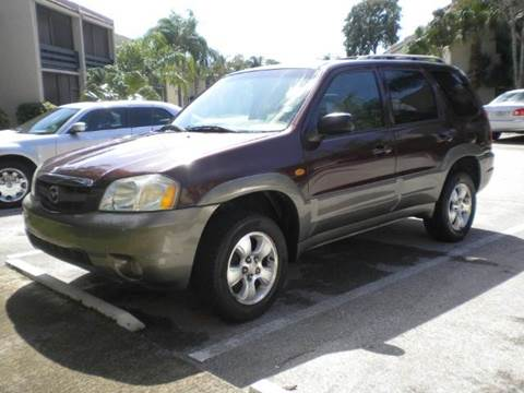2002 Mazda Tribute for sale at AUTO BENZ USA in Fort Lauderdale FL