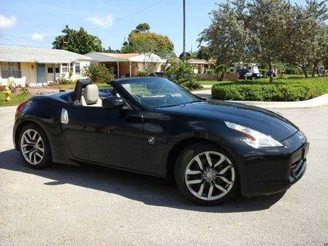 2010 Nissan 370Z for sale at AUTO BENZ USA in Fort Lauderdale FL