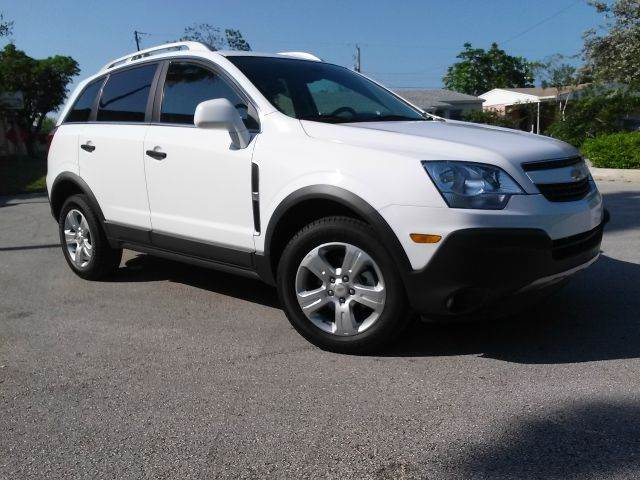 2014 Chevrolet Captiva Sport for sale at AUTO BENZ USA in Fort Lauderdale FL